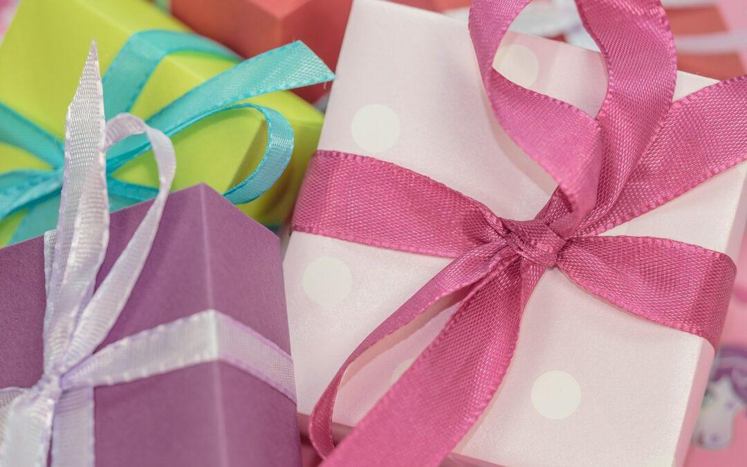 Je mag je cadeautje ook weggooien hoor